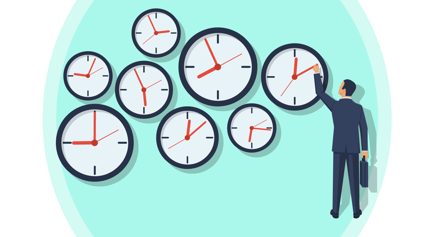 normativa de control horario en españa