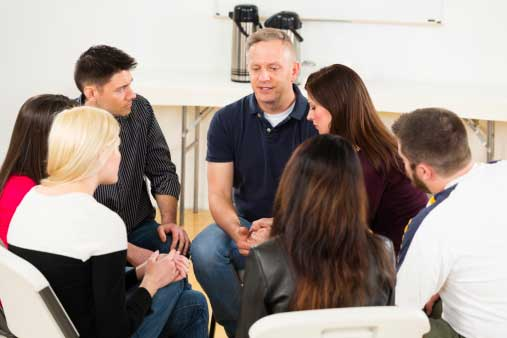A Support Group May Save Your Life - Freedom From Addiction