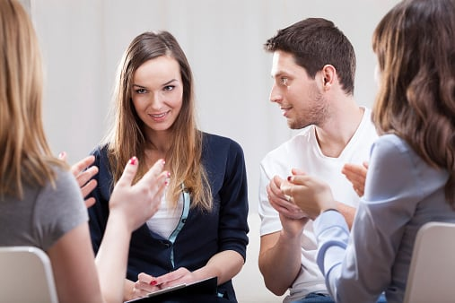 Group Therapy in Addiction Treatment - Freedom From Addiction