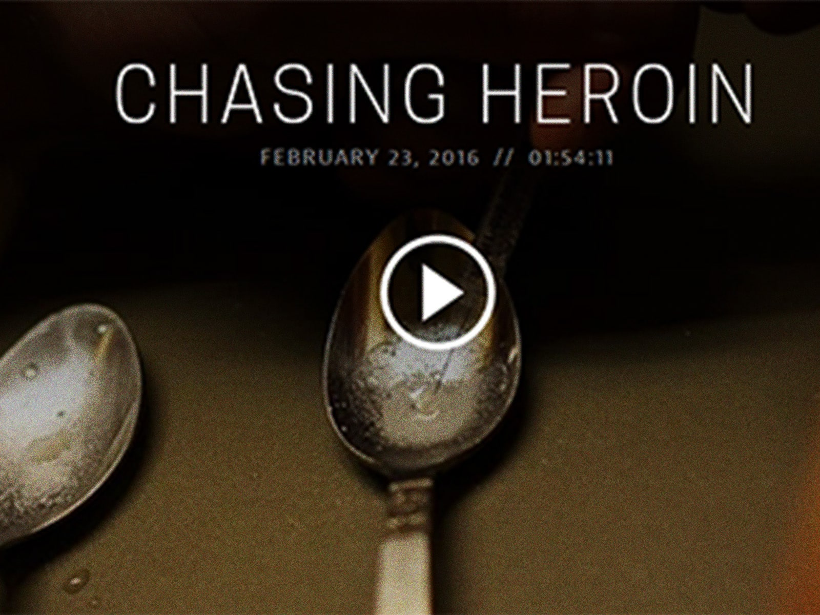 Chasing Heroin - Freedom From Addiction