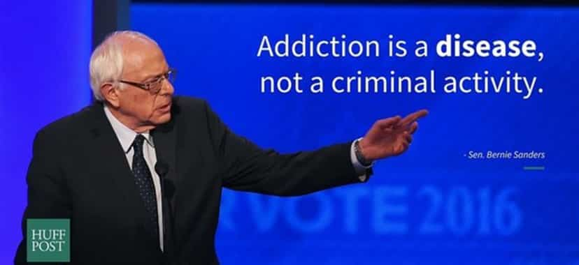 Bernie Sanders Heroin Crisis - Freedom From Addiction