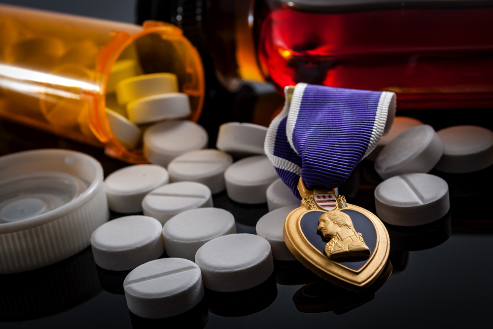 Veteran Drug Abuse - Freedom From Addiction