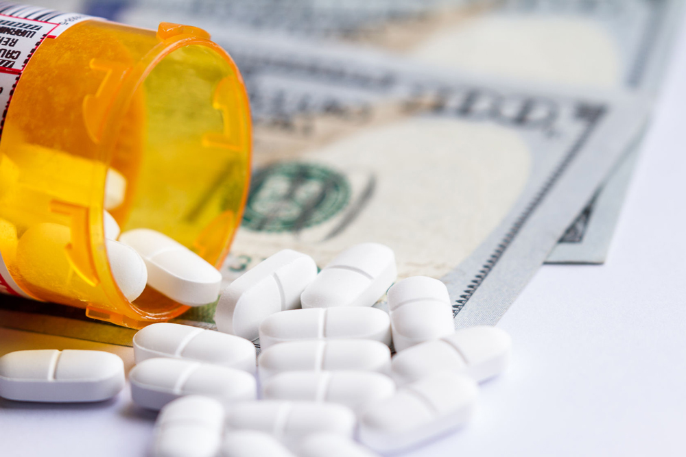 Millions Spent on Promoting Opioids - Freedom From Addiction