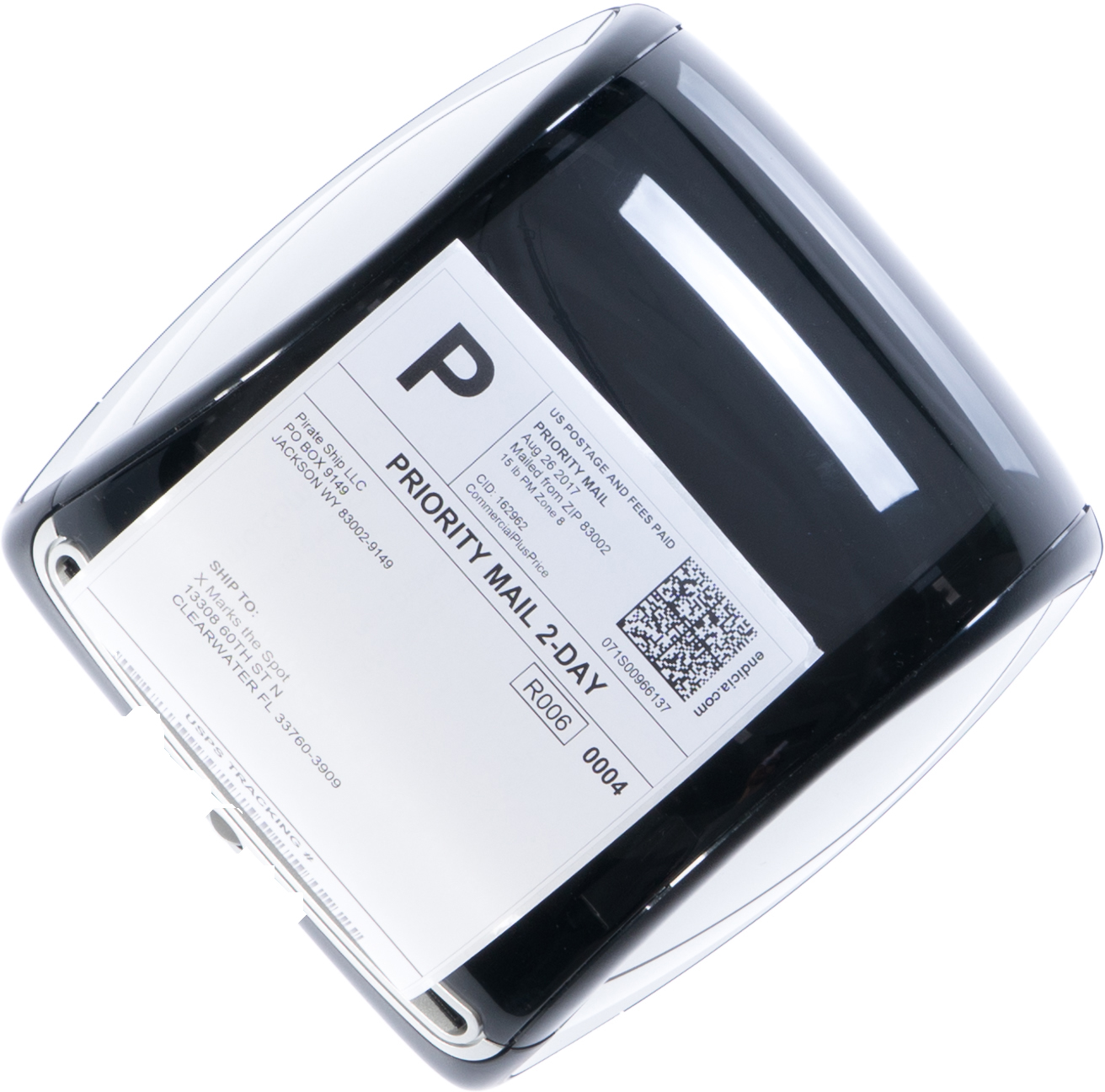 Dymo 4XL shipping label printer