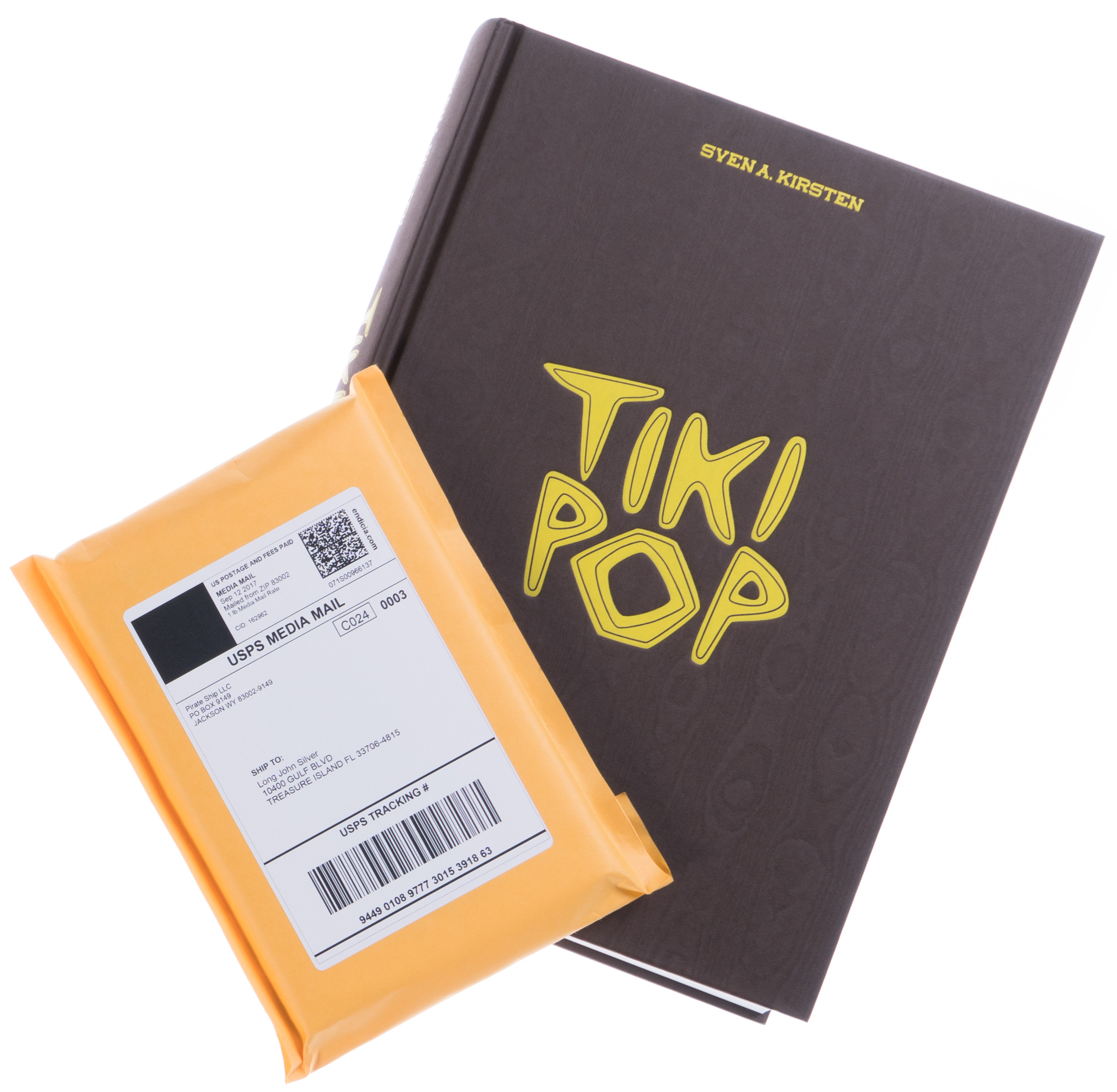 Can Comics be shipped through the USPS as Media Ra ...