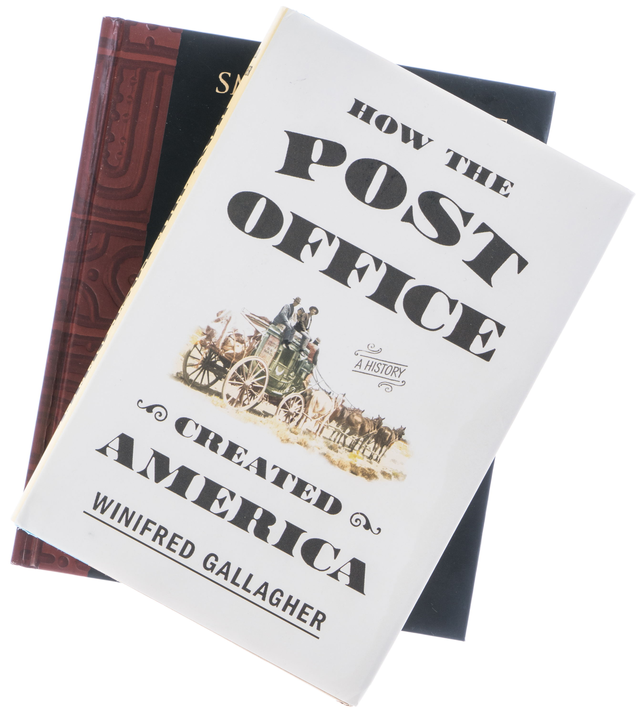 How the Post Office Created America book