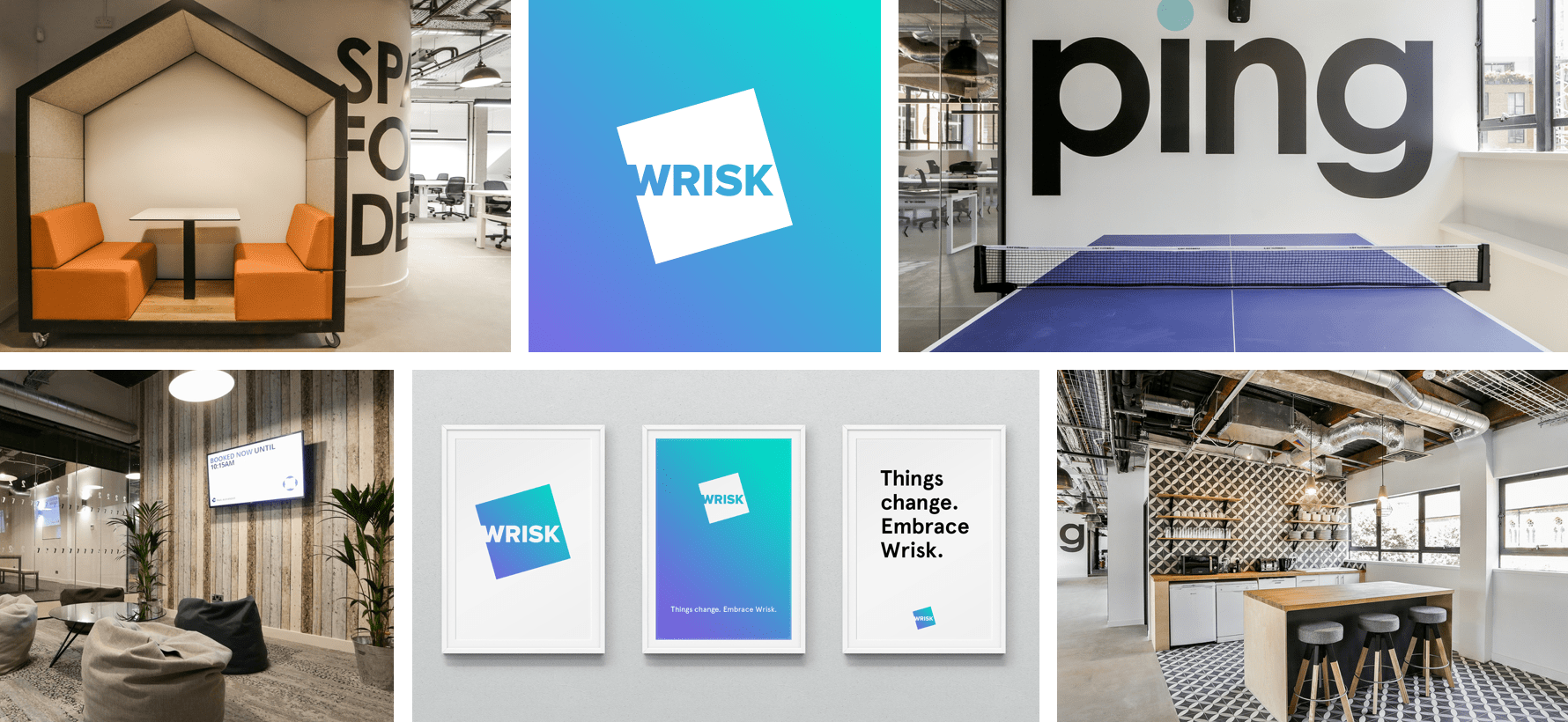 Image about the Wrisk office