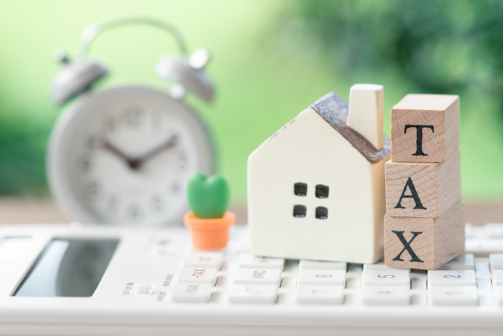 New Legislation on Housing Tax Changes