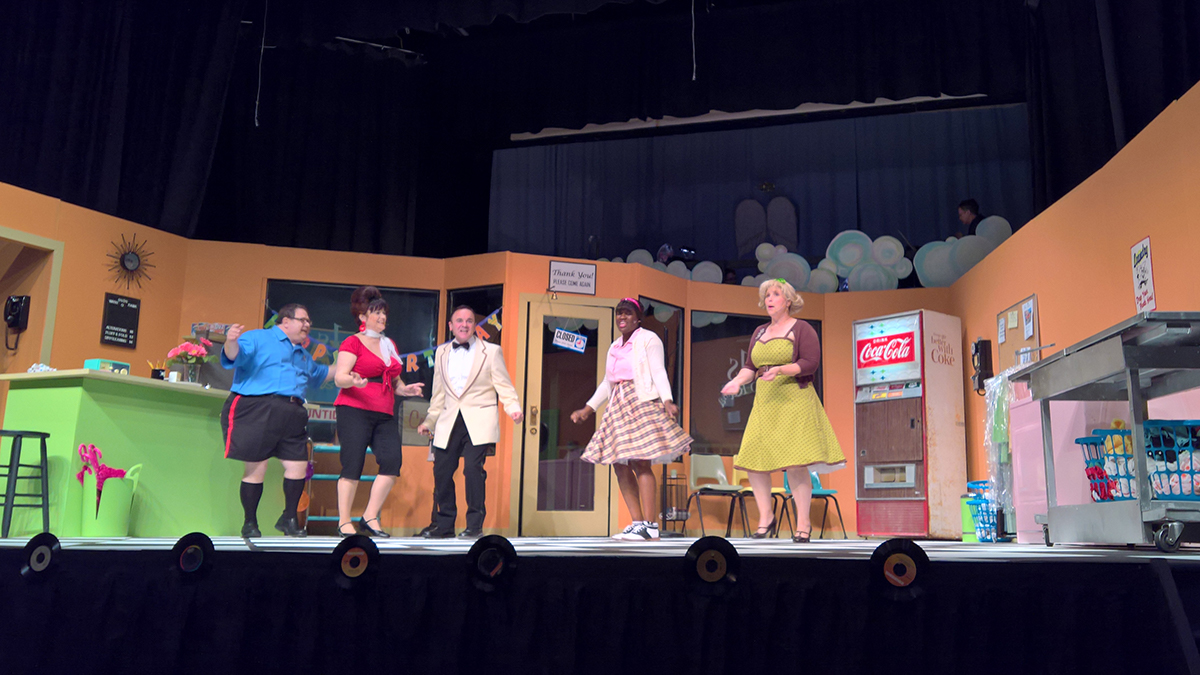 Suds - The Rocking 60's Musical Soap Opera created and Written by Melinda Gibb, Steve Gunderson, Will Robertson and Brian Scott, 2017