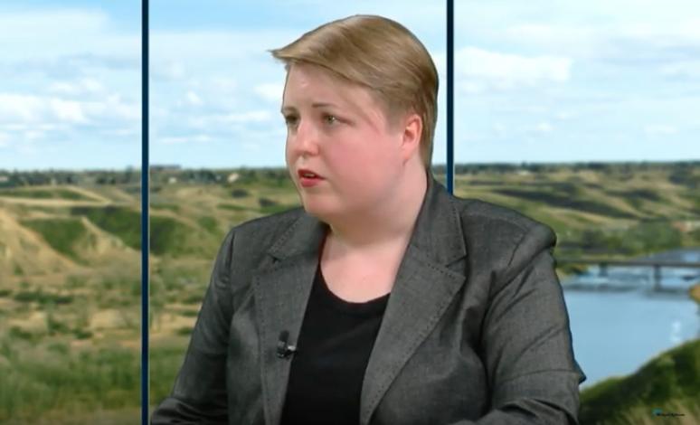 Lethbridge NDP candidate Shandi Bleiken