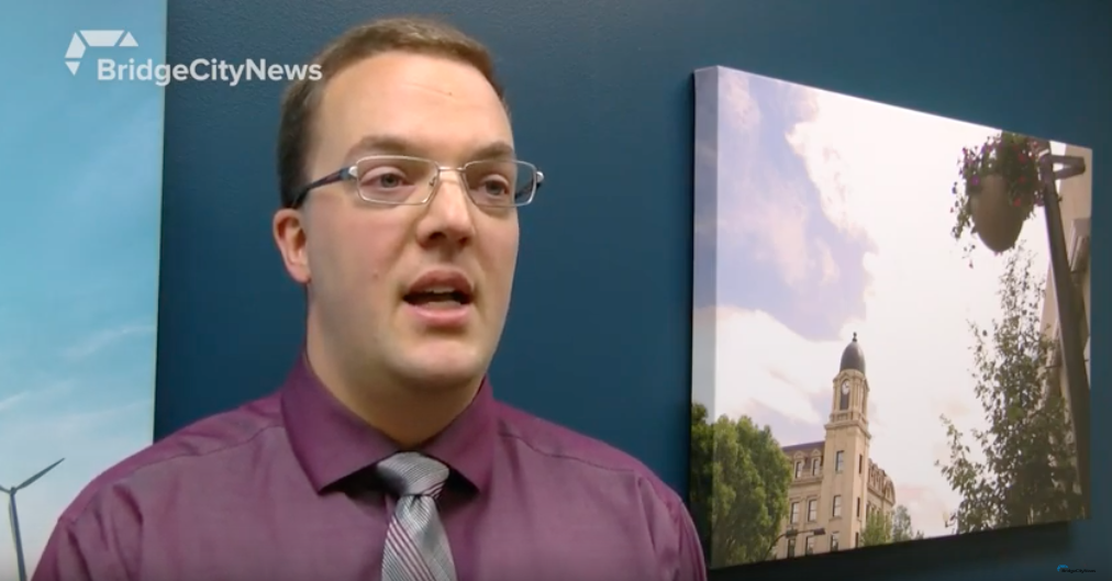 Lethbridge Christian Heritage Party Candidate Marc Slingerland