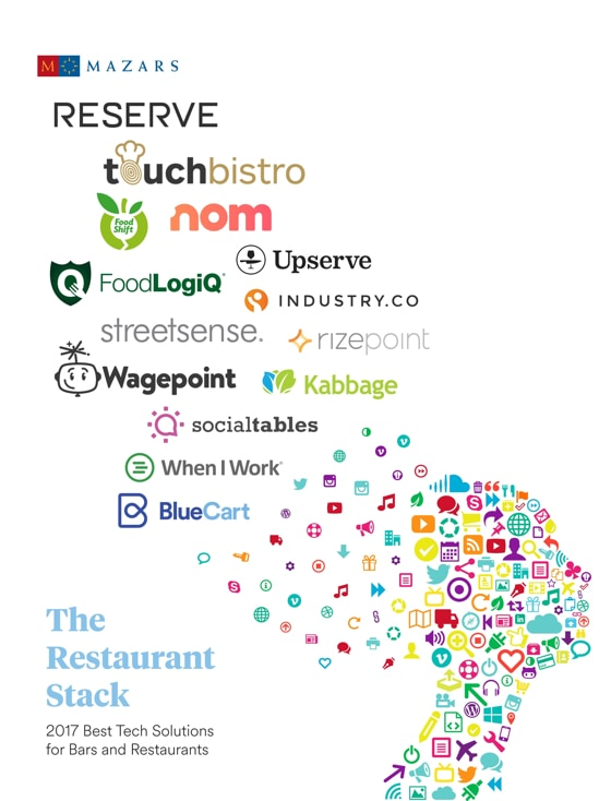 Cover of the 2017 Edition Restaurant Stack eBook