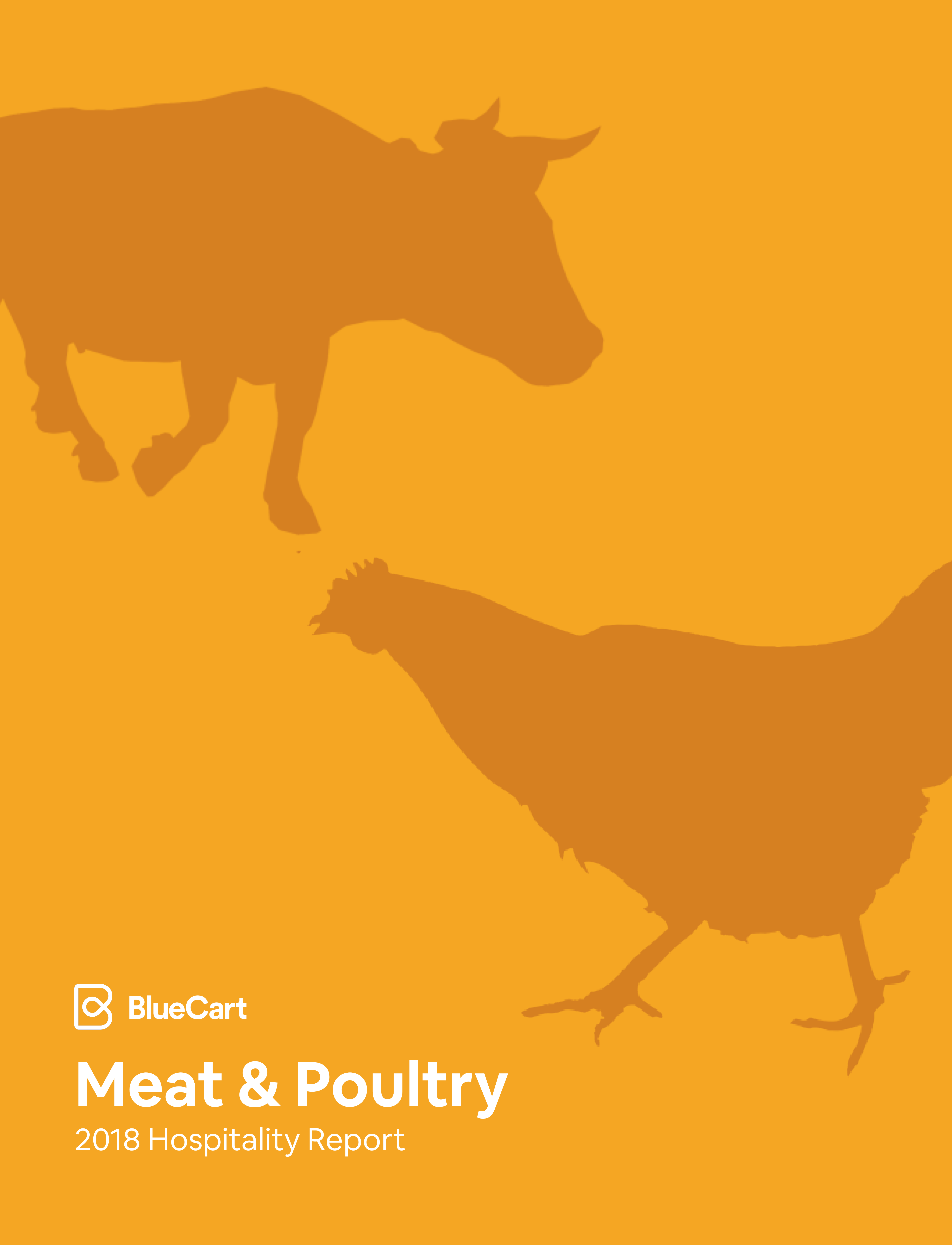 Cover of the 2018 Meat & Poultry Report