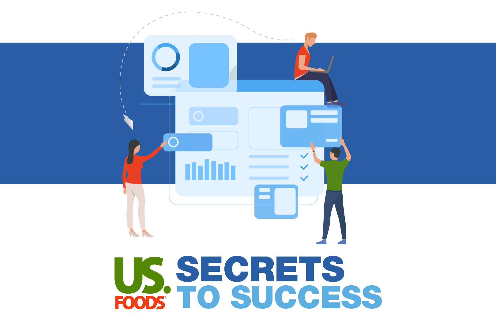 Cover of US Foods Secrets to Success