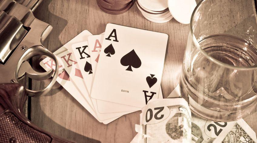 Pokerns historia