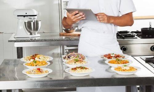 สัี่งอาหารเข้าครัว