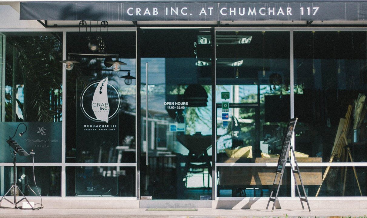 crab inc restaurant