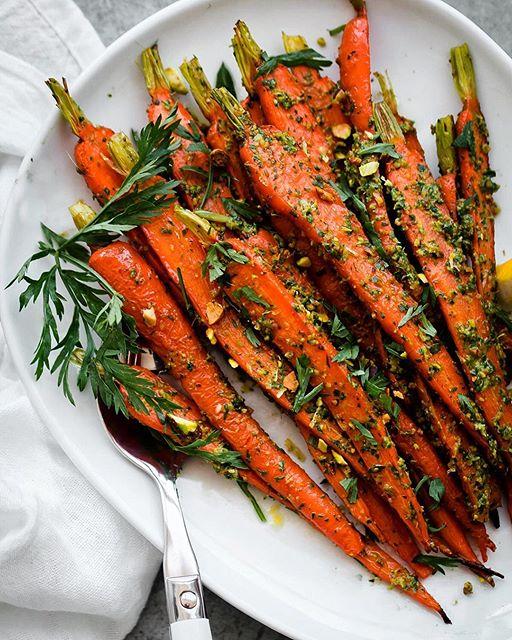 เมนูแครอท