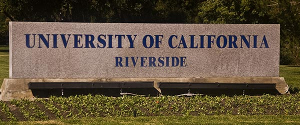 University of California @ Riverside