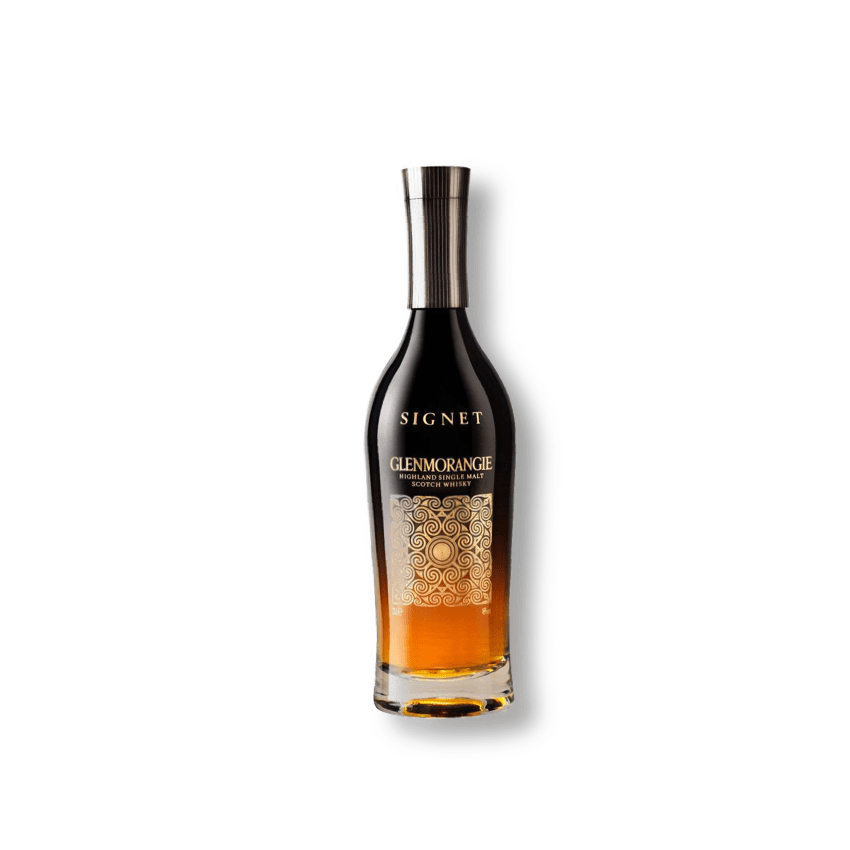 Bottle of Signet Glenmorangie Whisky