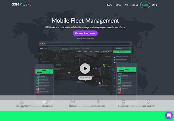 Mobile Fleet Management