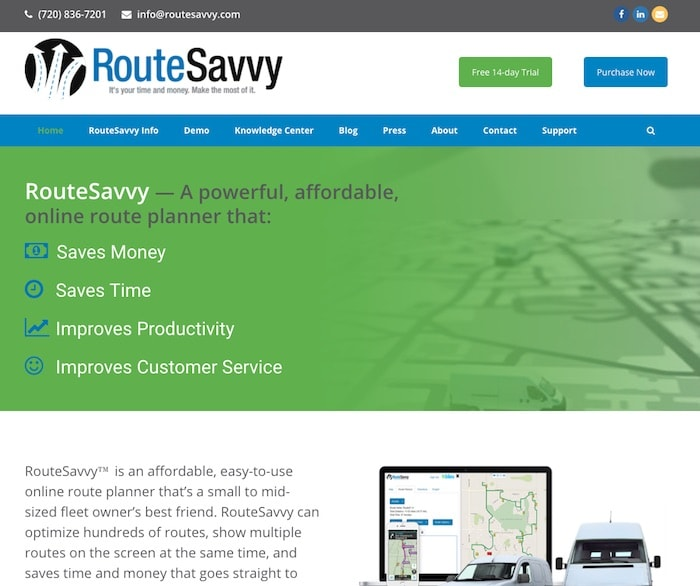 Route Planning Tool