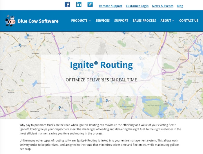 Route Optimization Tool