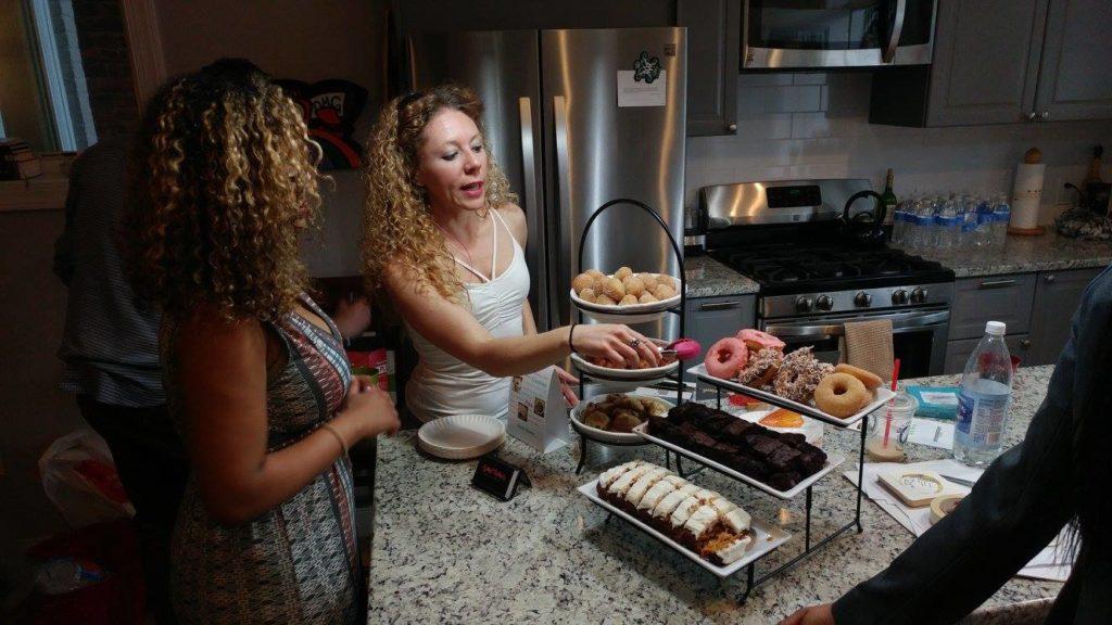 Sweet Crimes Owner Keri Lijinsky