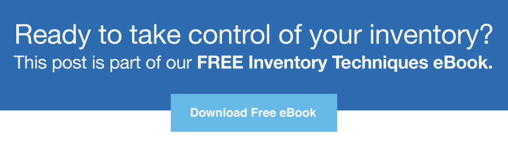 Download our free Inventory Techniques eBook