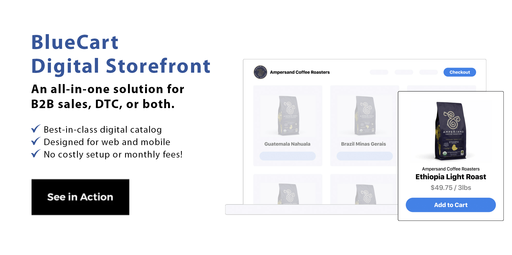 See the BlueCart Digital Storefront in Action