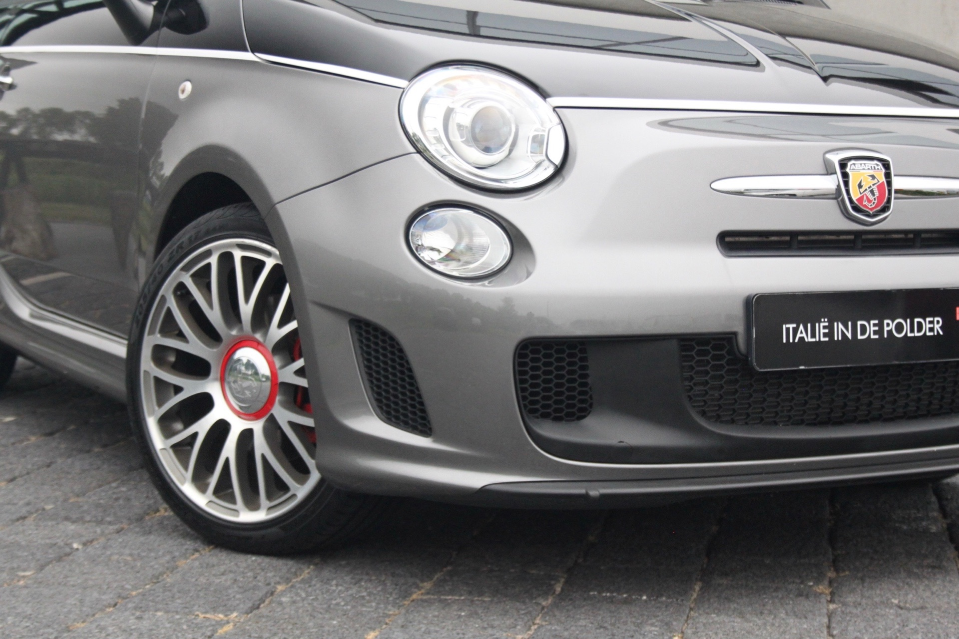 ABARTH 500 TURBO 595