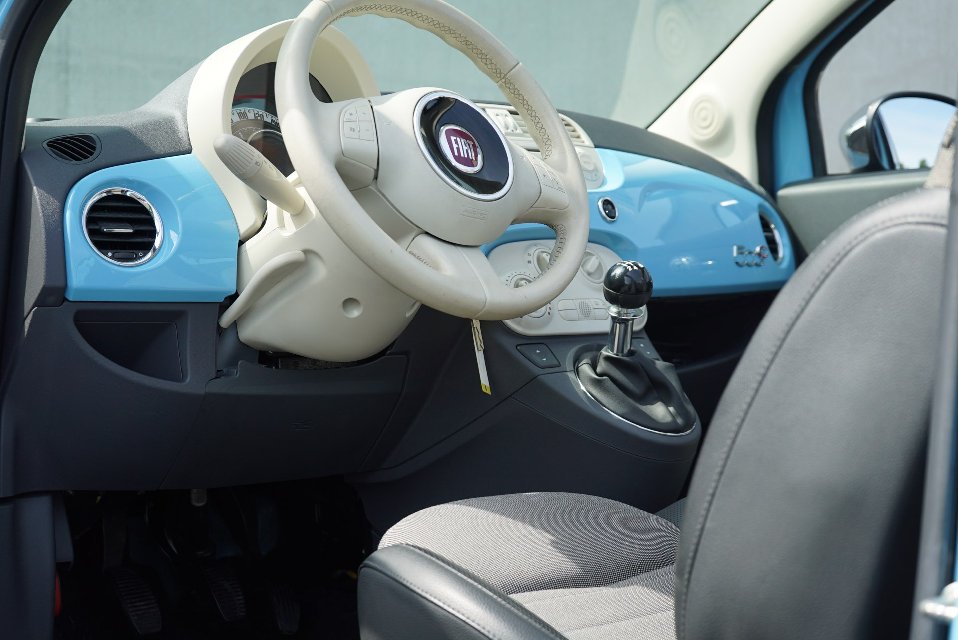 FIAT 500 C 1.2 CABRIOLET