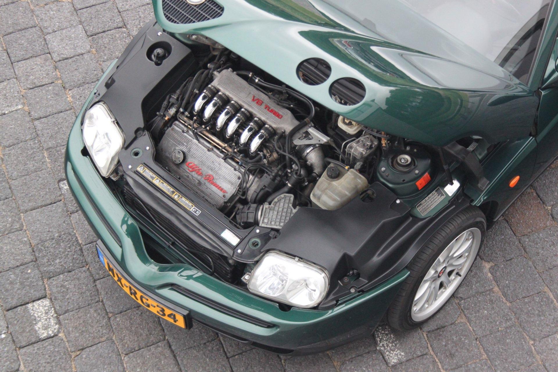 ALFA ROMEO GTV 2.0 V6 TURBO