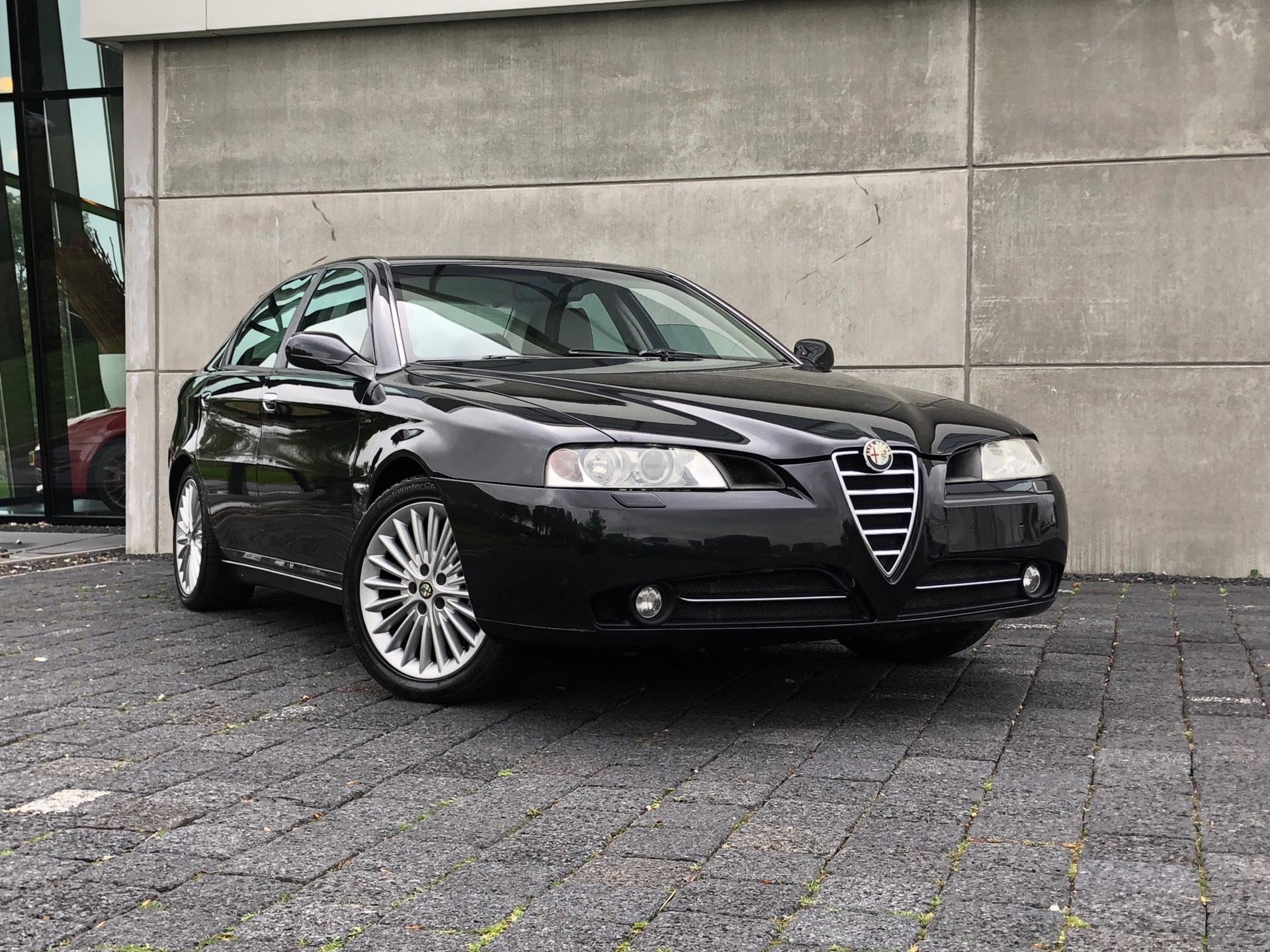 ALFA ROMEO 166 3.2 V6 BUSSO