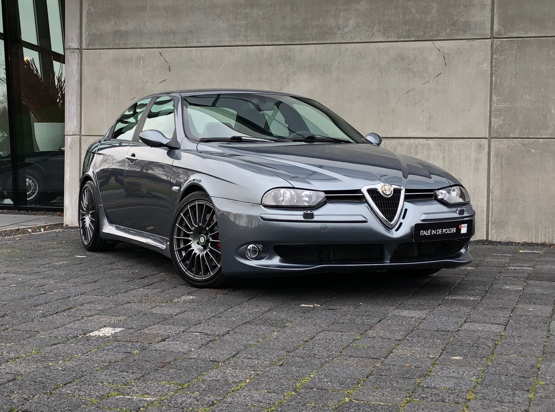 ALFA 156 3.2 V6 GTA