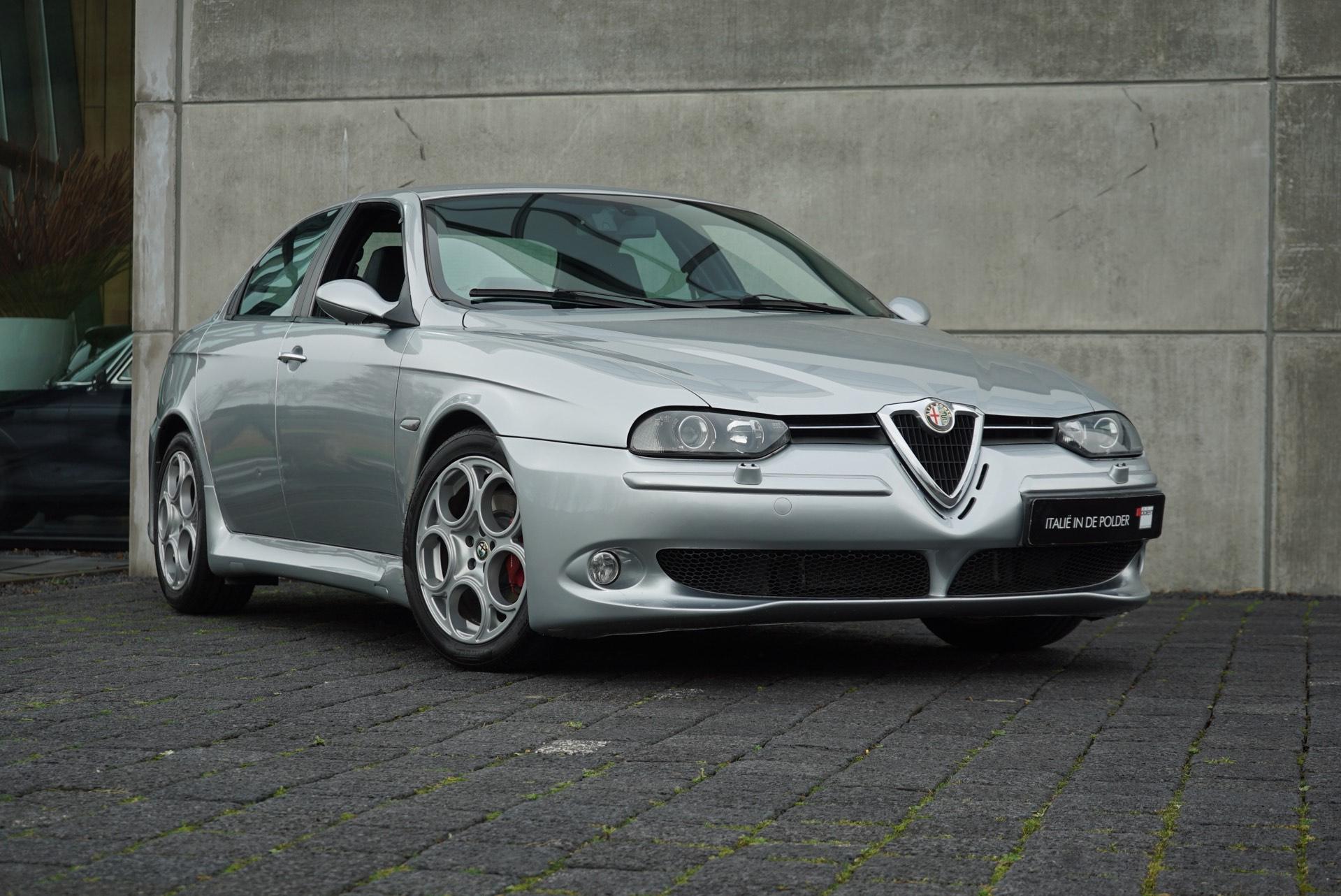 ALFA 156 3.2 V6 GTA  Grigio Sterling