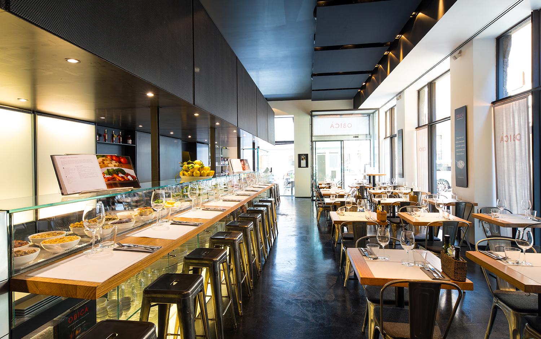 Obic mozzarella bar ristorante e pizzeria in brera a milano for Bar le tre marie milano