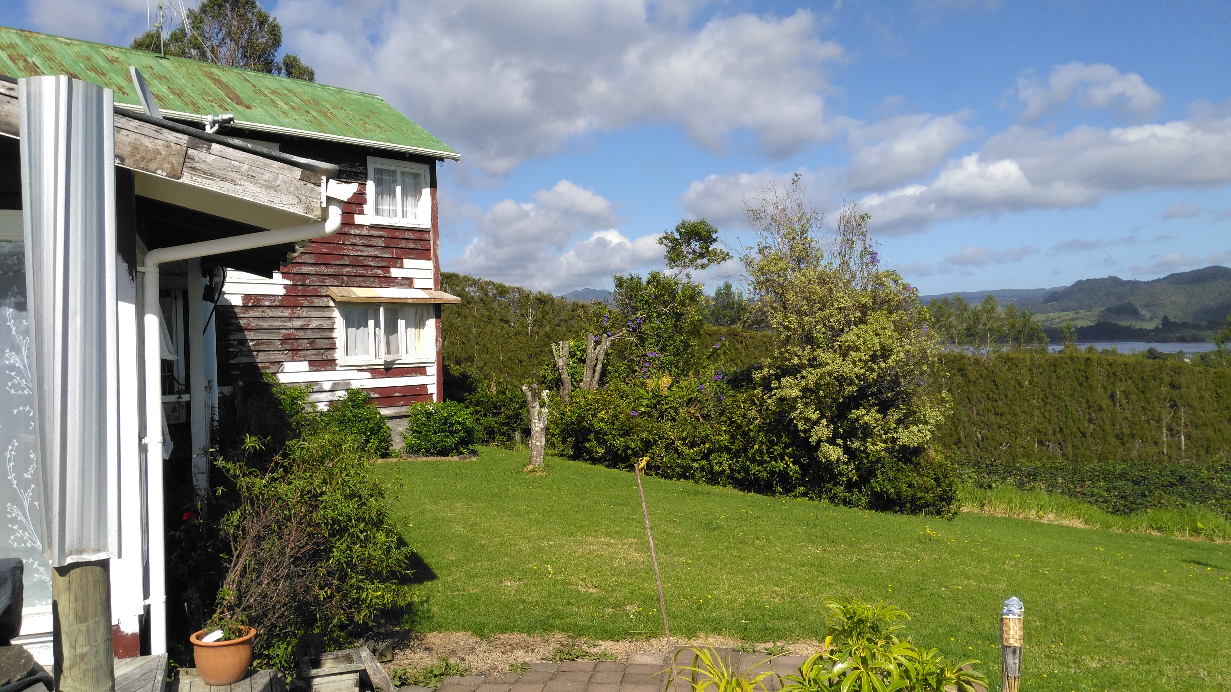 Ongare Point homestead