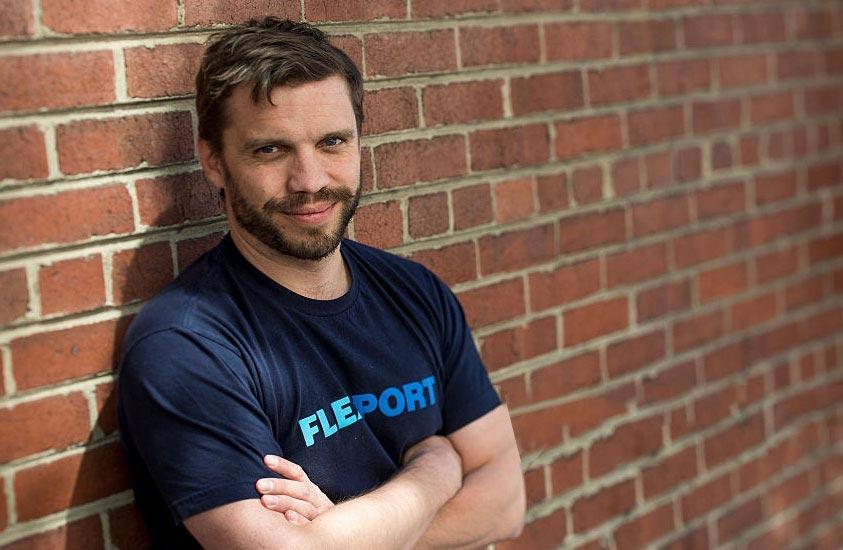 Ryan Petersen, CEO of Flexport — a happy Periscope Data user