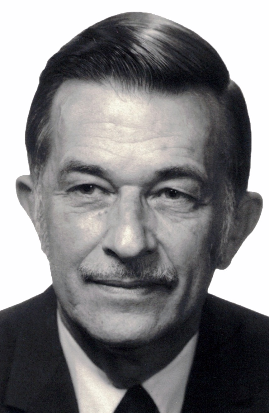 Chad Walsh (1914-1991), co-founder of the Beloit Poetry Journal.