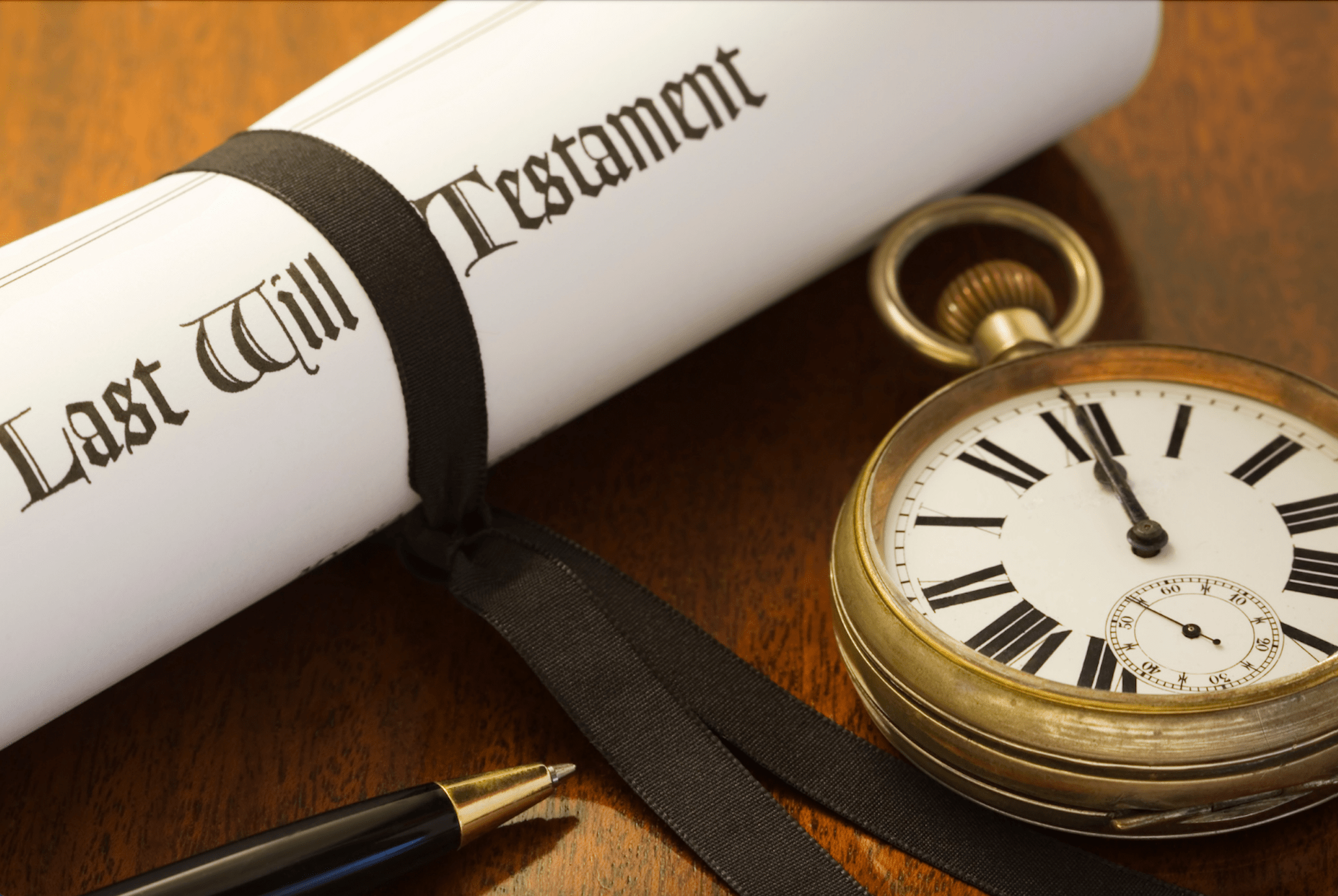 Le spectre d'une succession ab intestat, ou l'importance d'avoir un testament