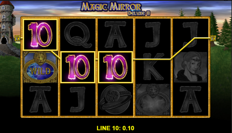 Magic Mirror Delux