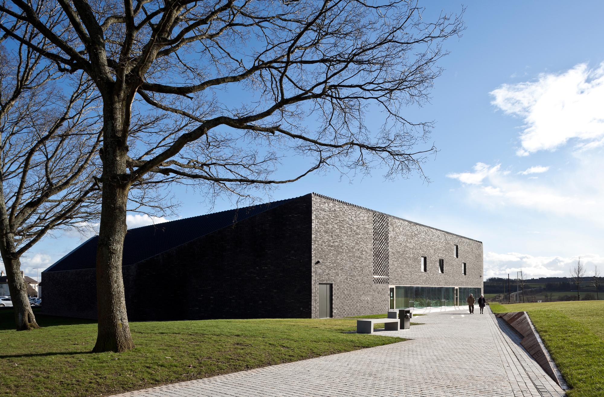 Bannockburn Battlefield Visitor Centre Stirling