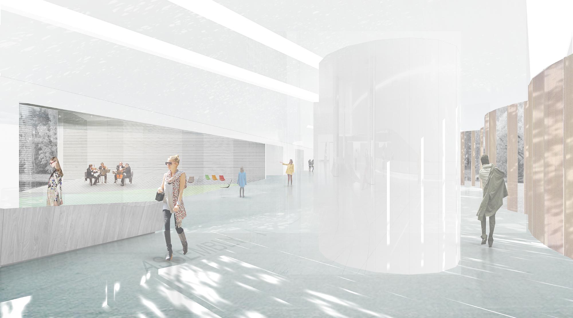 Serlachius Museum Extension Gösta Finland