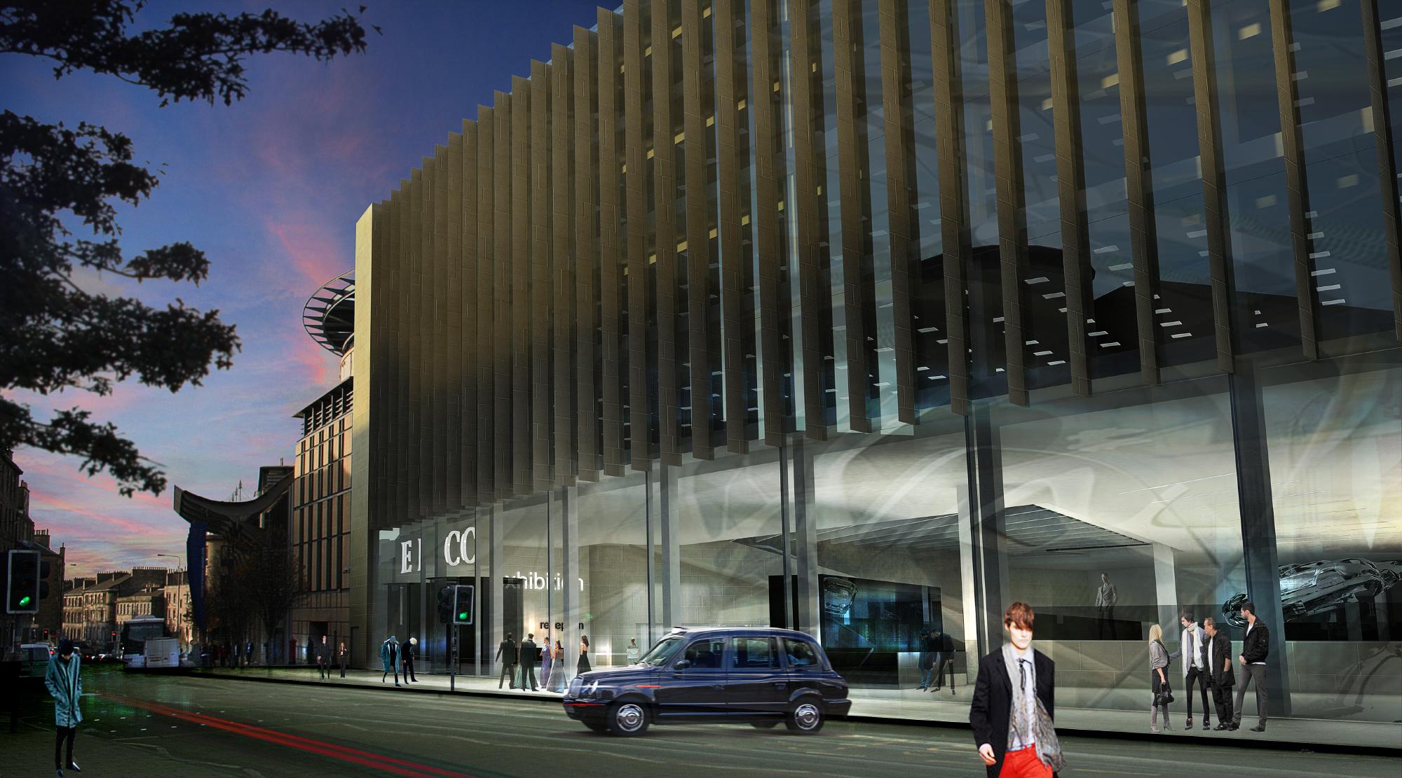 Edinburgh International Conference Centre Edinburgh