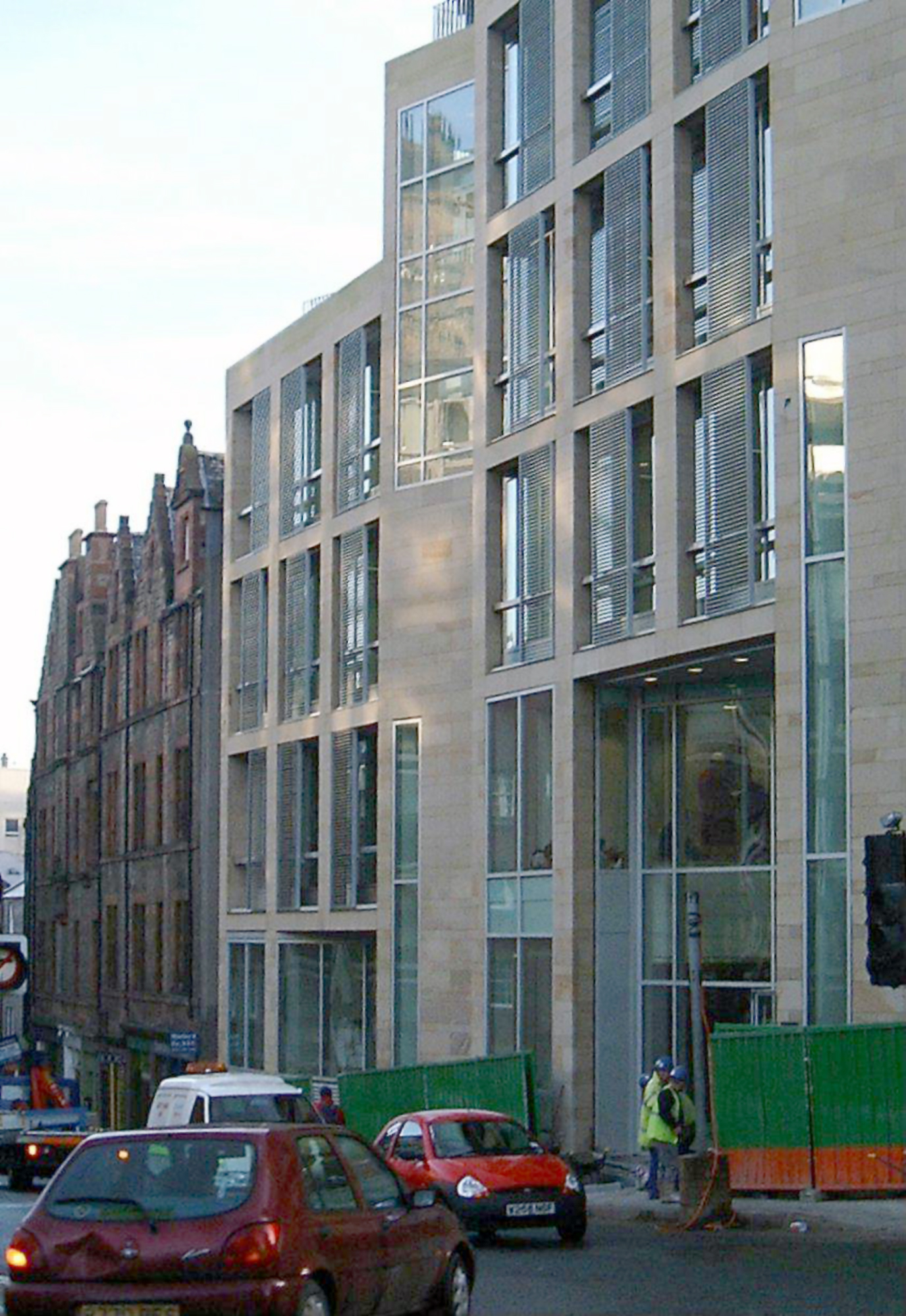Office Building Westport Edinburgh