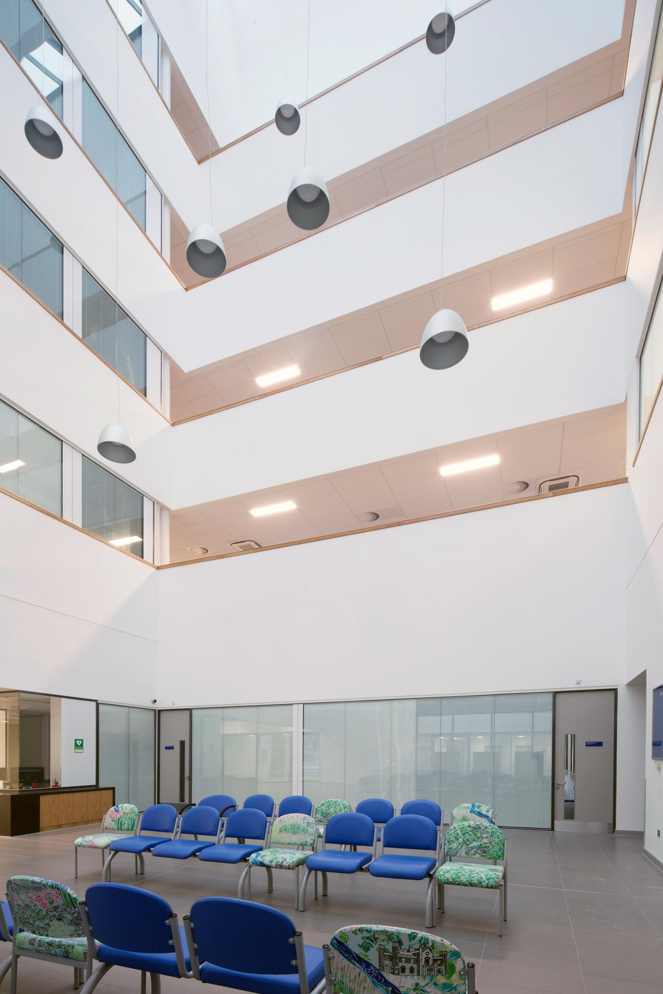New Community Health Centre Wishaw