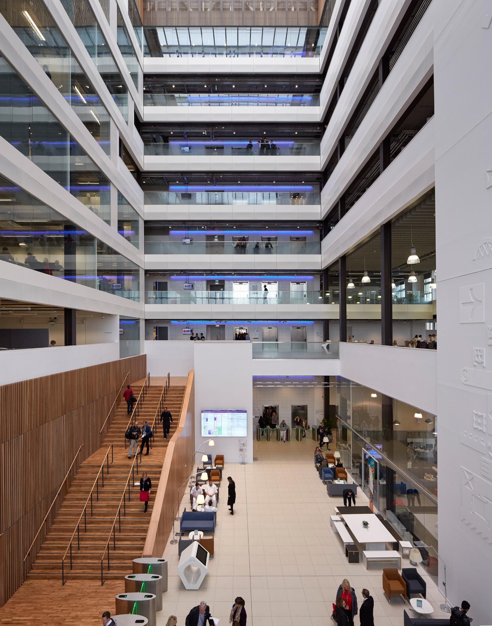 City of Glasgow College Riverside Campus Glasgow