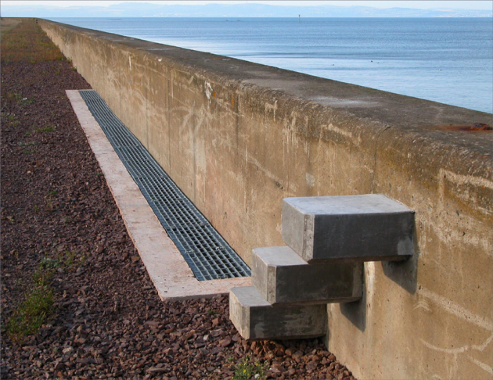 Seafield Waste Water Treatment Works Edinburgh