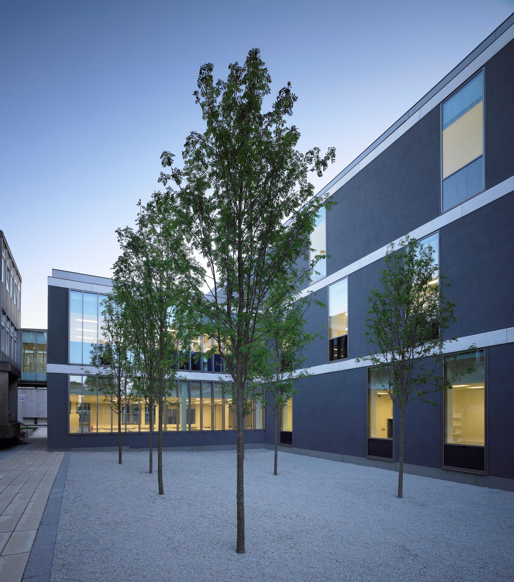 Medical Sciences Building St Andrews